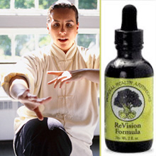ReVision formula addresses chi for the eye using classic Chinese medicine